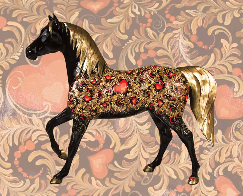 The Trail of Painted Ponies Official Site Best Online Shopping – Horse Valentines Day Cards