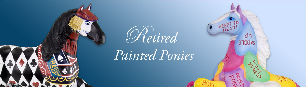 The Trail of Painted Ponies Home Page