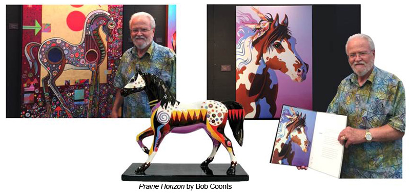 Official Painted Ponies Artist Gene Deickhoner