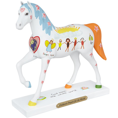 Children's Prayers for the World Painted Pony