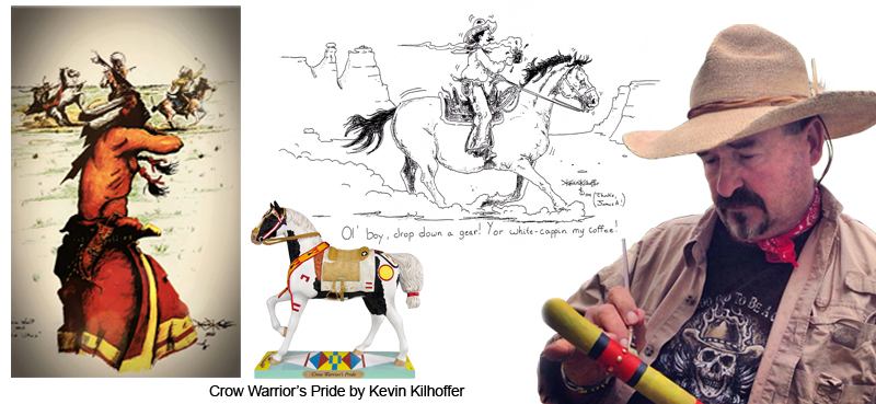 Official Painted Ponies Artist Karlynn Keyes